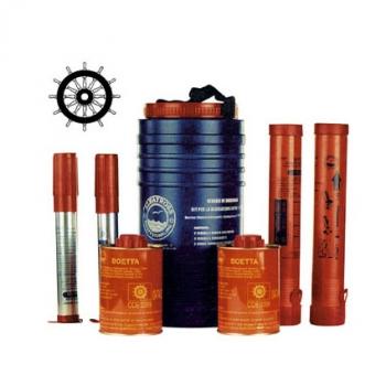 Rettungssignale Raketen-Kits innerhalb von 12 Meilen